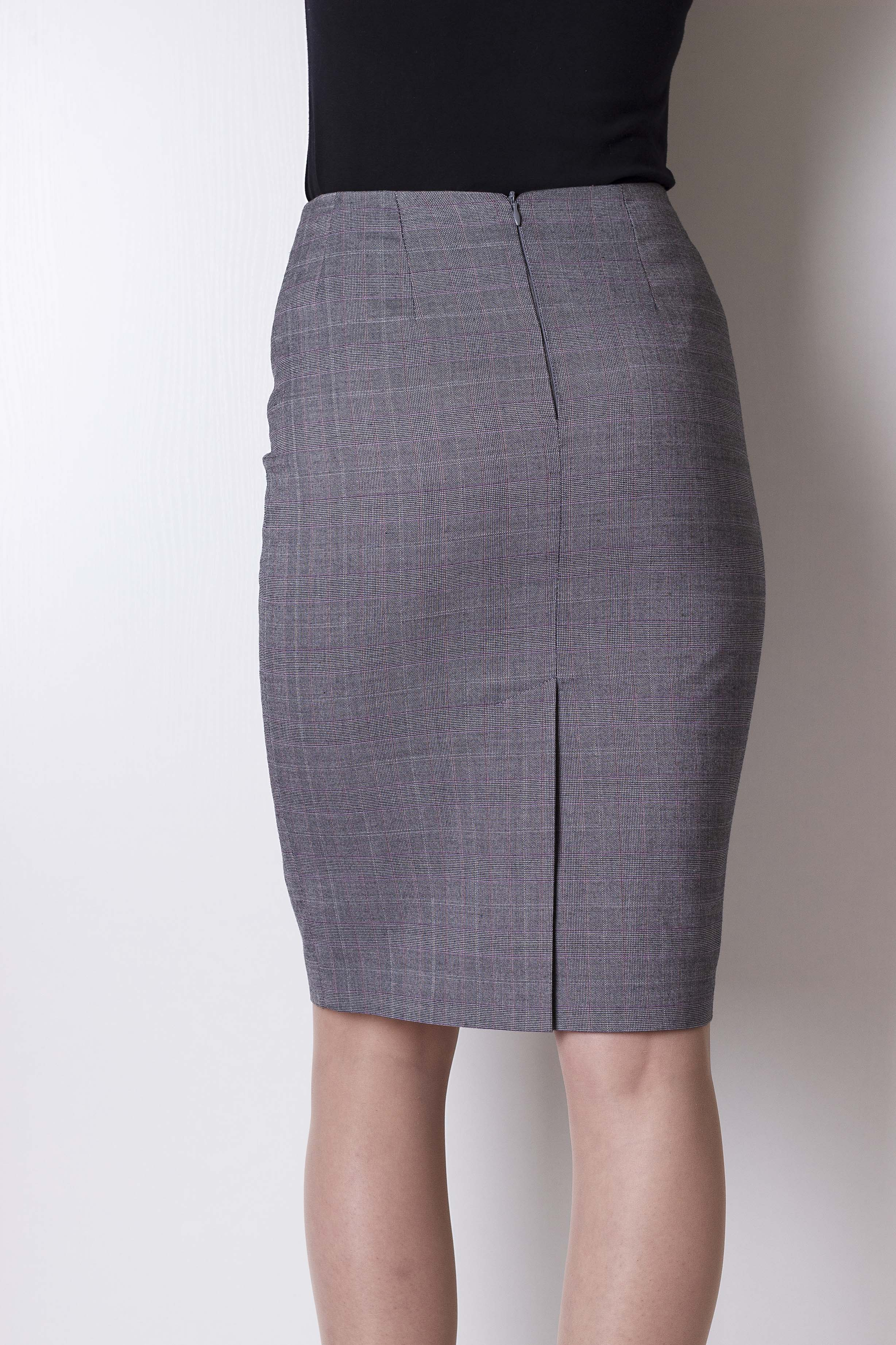 3a535e7055e Классическая женская юбка карандаш